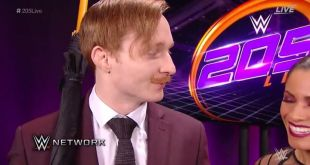 WWE 205 Live General Manager Drake Maverick wants to see some proper wrestling a…