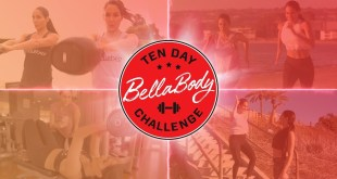 Nikki Bella and Brie Bella want YOU to take the BellaBody Ten Day Challenge!Join…
