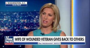 Laura Ingraham introduces us to Sarah Verardo, the wife of a wounded veteran who...