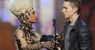 Nicki Minaj and Eminem say they're dating, but people think they're trolling hard
