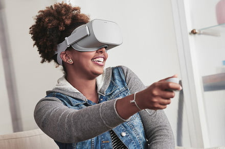 Second-Screen Support Coming to Oculus Go, Confirms John Carmack