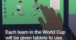 It's set to be the most technologically advanced World Cup in history… but is …