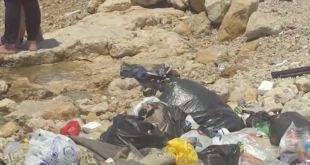 Lebanon is grappling with a nation-wide garbage crisis. Existing landfills are b...