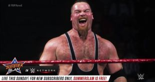 """Celebrating the life and legacy of Jim """"The Anvil"""" Neidhart tonight on WWE Raw."""