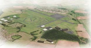 Dyson preps multiple test tracks for its 'radical' electric car