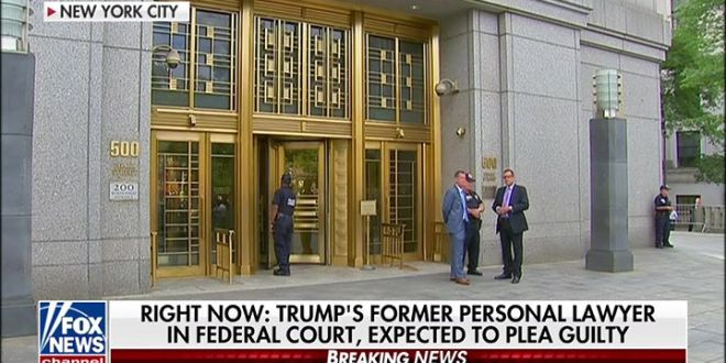 Former Trump attorney Michael Cohen is striking a deal with federal prosecutors....