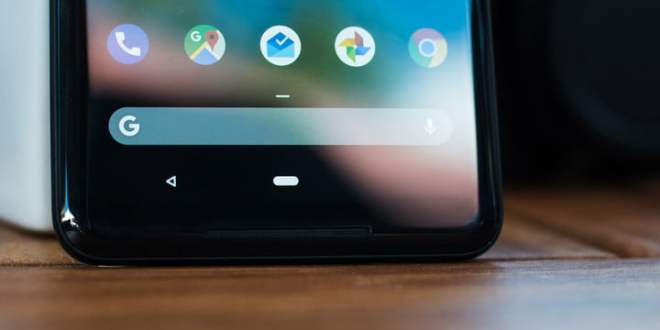best android phones p search bar