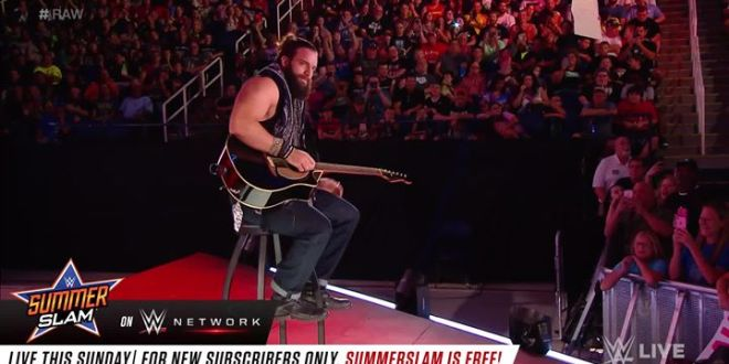 There is only one Elias on WWE Raw...