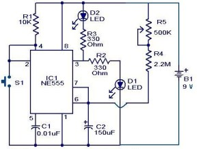 Timer Circuits Archives  Gadgetronicx