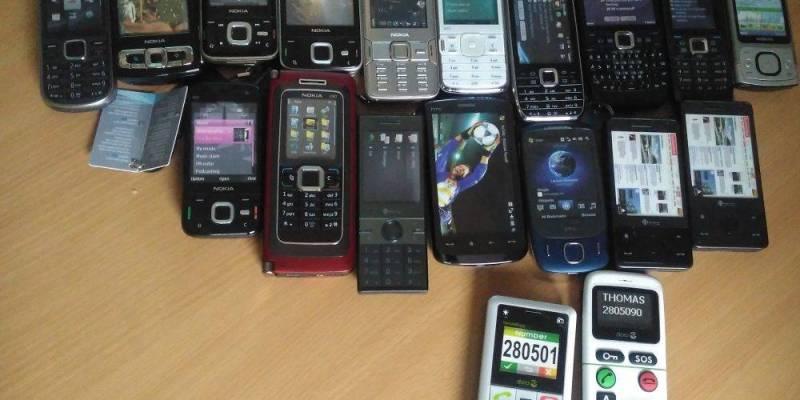 Dummy Phones