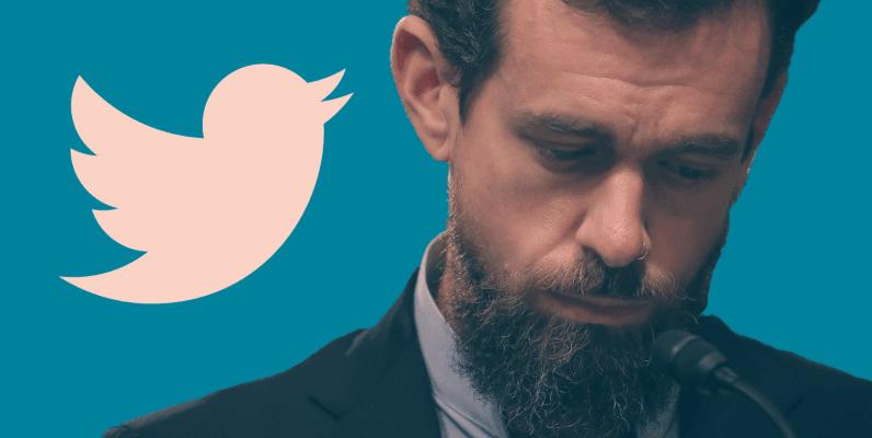 Jaack Dorsey, Twitter CEO