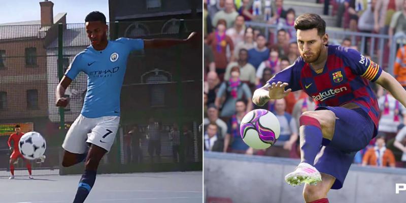 FIFA-vs-PES
