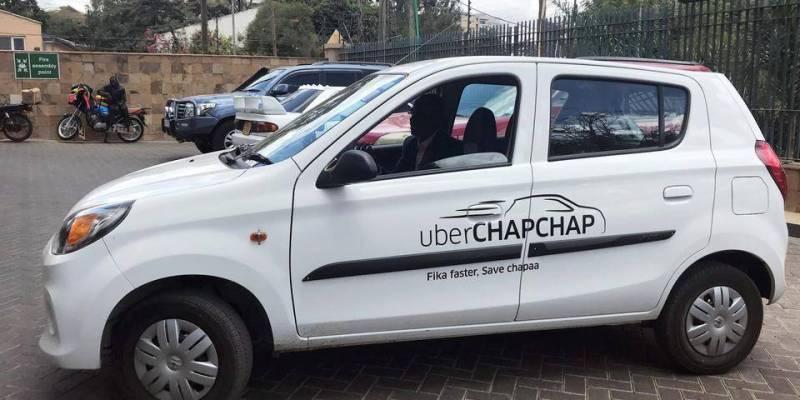 Uber ChapChap