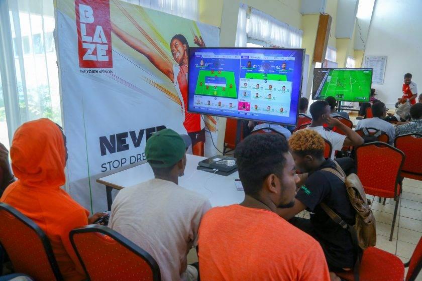 Safaricom Esports tournament