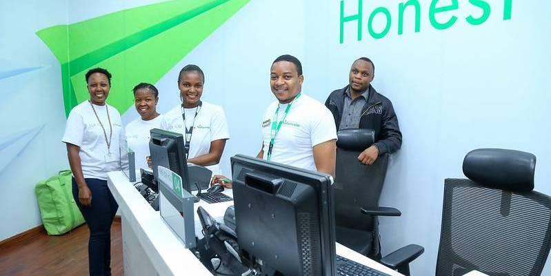 Safaricom customer care