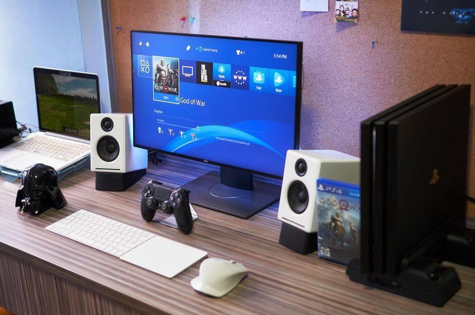 gaming setup 1
