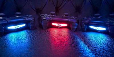 PS5 v PS4