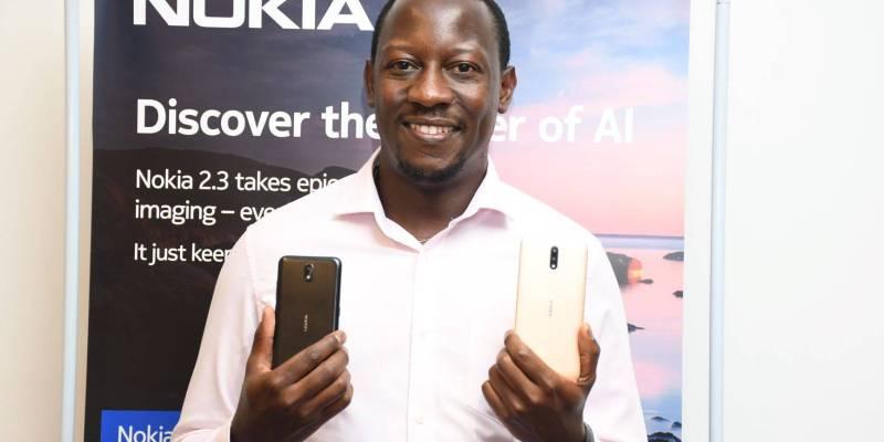 Nokia 2.3 and Nokia c1