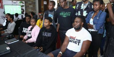 Safaricom BLAZE Esports tournament