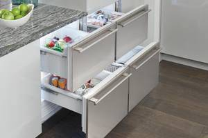 Undercounter fridge