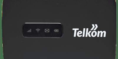 Telkom MiFi router