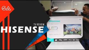 Unboxing a 10K Hisense Digital TV – is This a Worthy Buy?