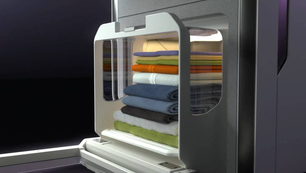 5 Useful Gadgets: A Laundry Folding Machine That Actually Works
