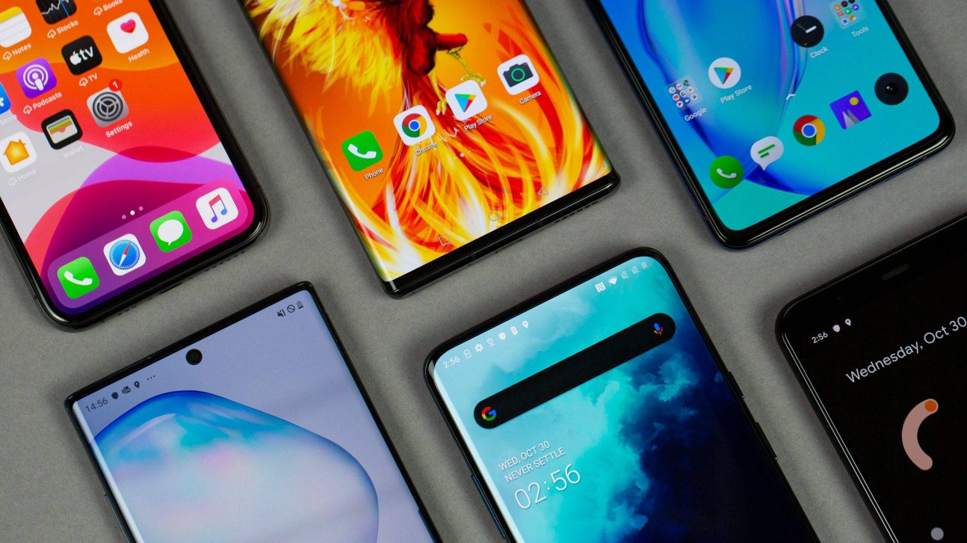 Smartphone Sales Expected To Drop To The Lowest In The Last Ten Years