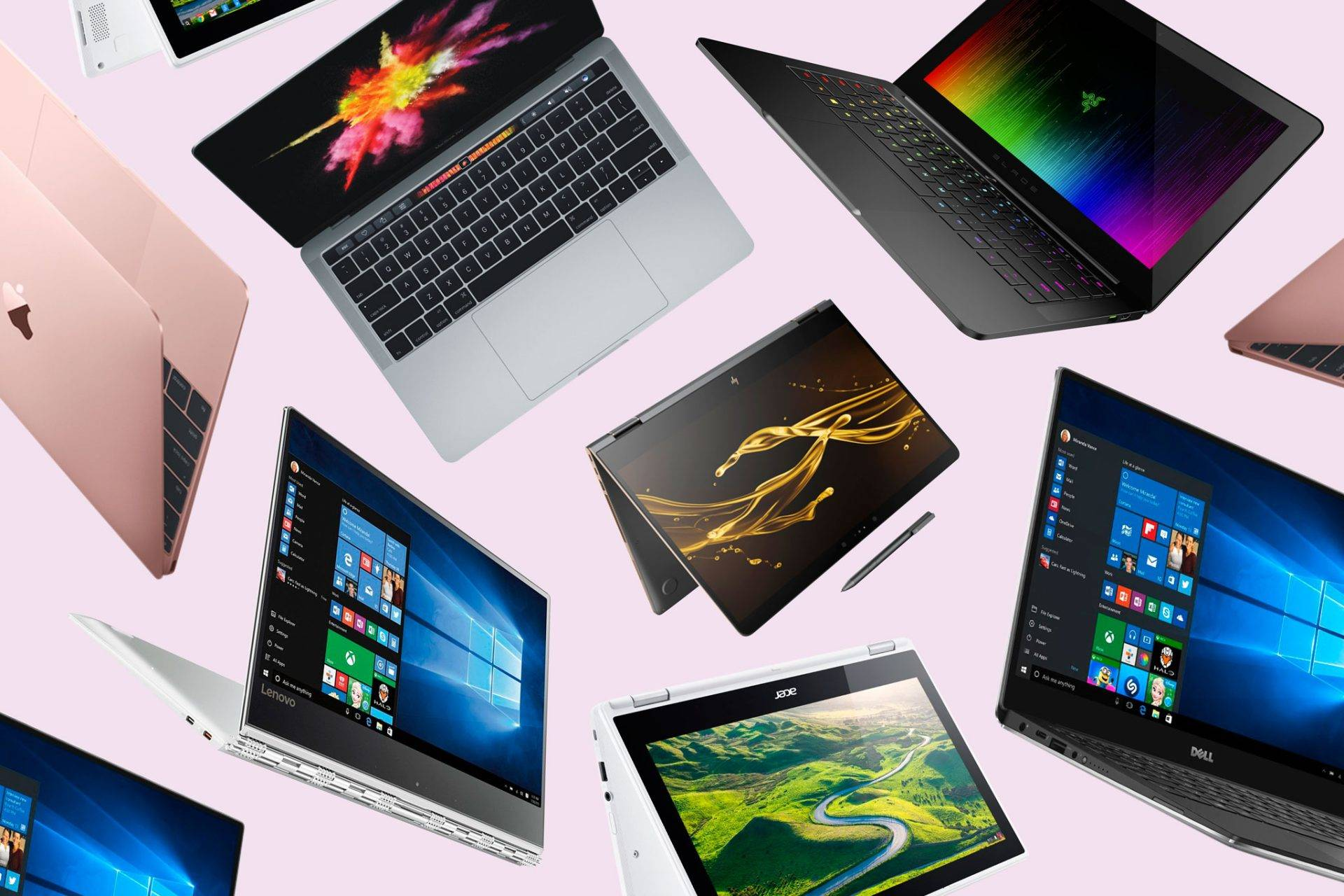 Here Are 5 Laptops Under 40K To Help You Work and Study From Home