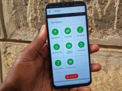 Safaricom-m-pesa