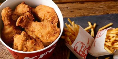 KFC chicken nuggets