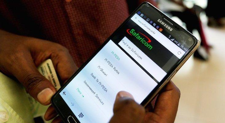 M-PESA outage 1