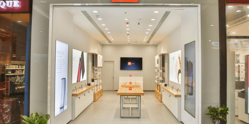 A-Xiaomi-store