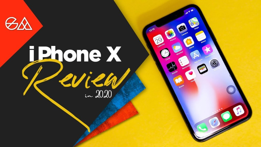 iPhone X Review in 2020 – Should You Buy?