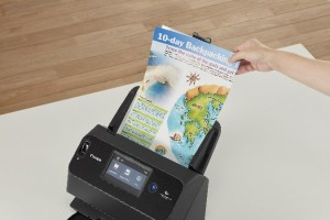 Canon Releases New Compact Scanner Designed For Home and Small Office Setups