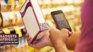How to Scan a QR Code With Your Phone