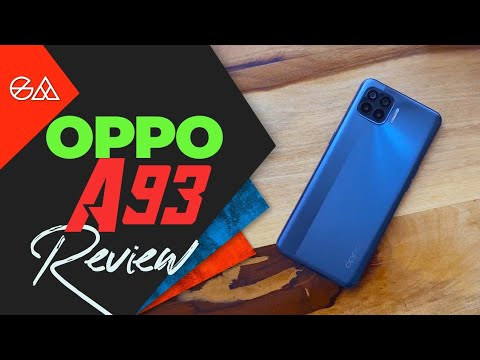 OPPO A93 Review – Big Specs, Small Price