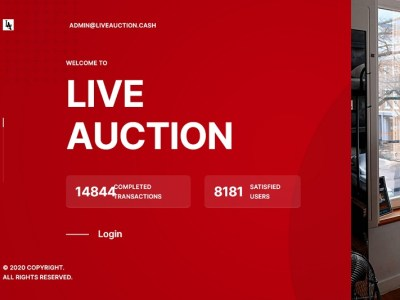 live-auction