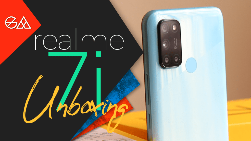 realme 7i Unboxing: Another Smooth 90Hz Display