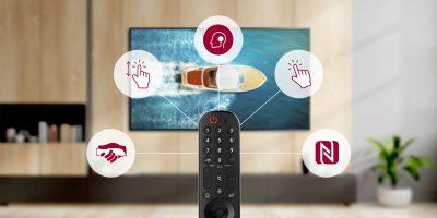 LG Magic Remote - All Regions