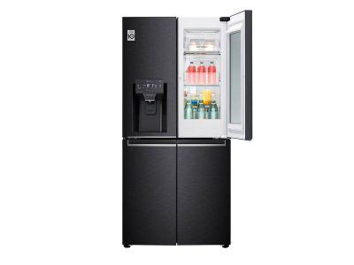 LG InstaView refrigerator French Door