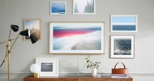 The 65″ Frame TV From Samsung Is Now Available in Kenya