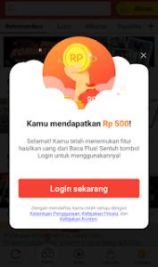 Baca Plus Aplikasi Penghasil uang