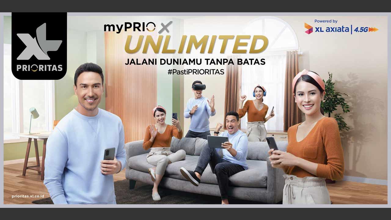 Nikmati Akses Internet Unlimited dengan Paket Pascabayar XL