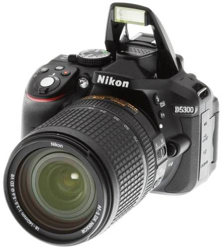 NIKON D5300 Quick Review in India