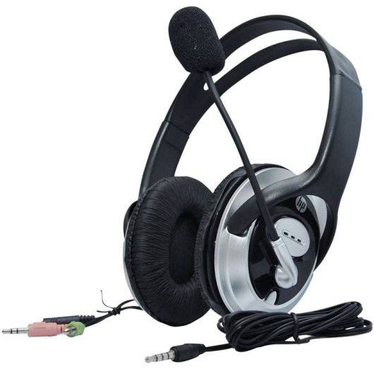 HP Headphone with Microphone (B4B09PA) Review and Price in India