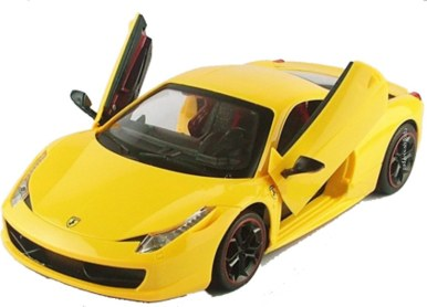A2b Super 458 the Model Car Review and Price in India