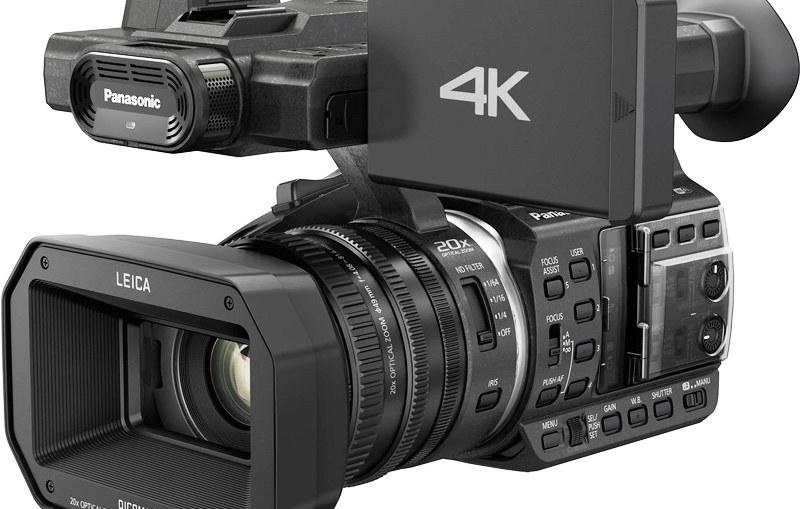 d66b3da8cc9 Panasonic HC-X1000GC 4K Video Camera Review and Specifications