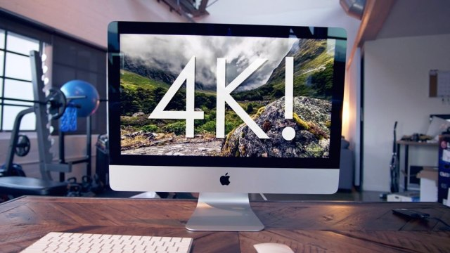 Apple iMac with 4K Retina Display Specifications