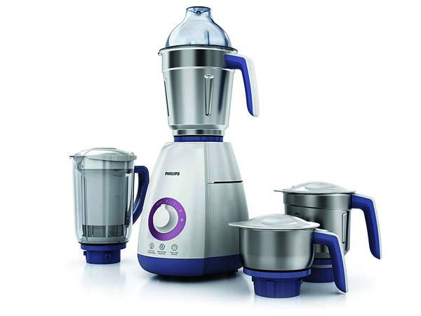 Philips Mixer Grinder Juicer Machine HL7701